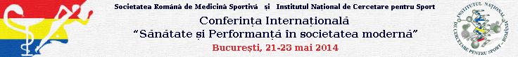 Conferinta internationala de Medicina Sportiva si Stiinta Sportului