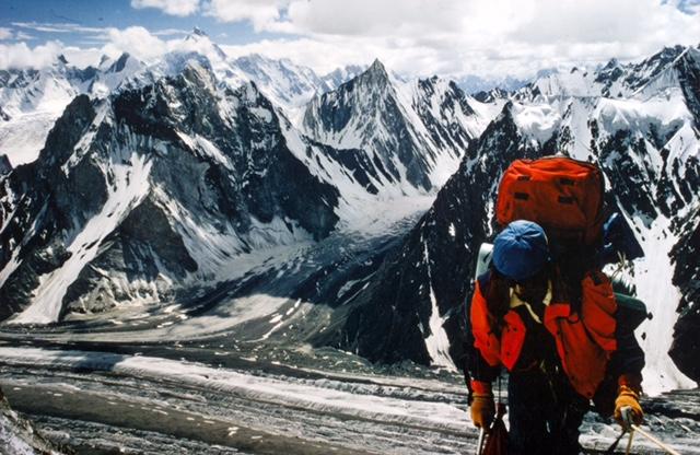Tabara de baza ChoOyu 5500 m Tibet